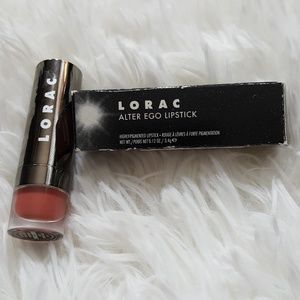 LORAC Makeup - NIB Alter Ego Lipstick Exhibitionist (rosenberry)